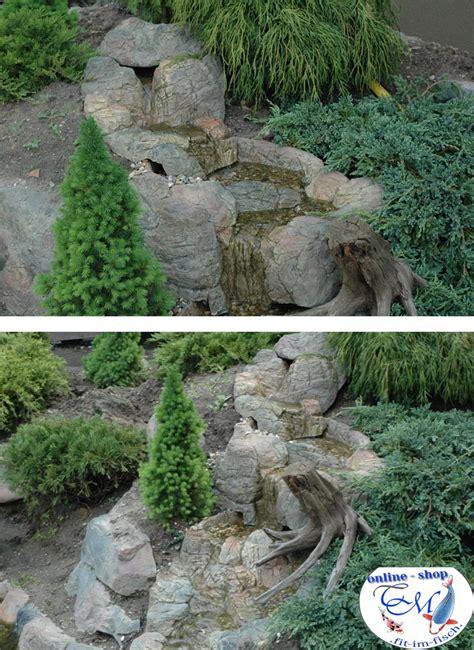 Bachlauf Gartenteich