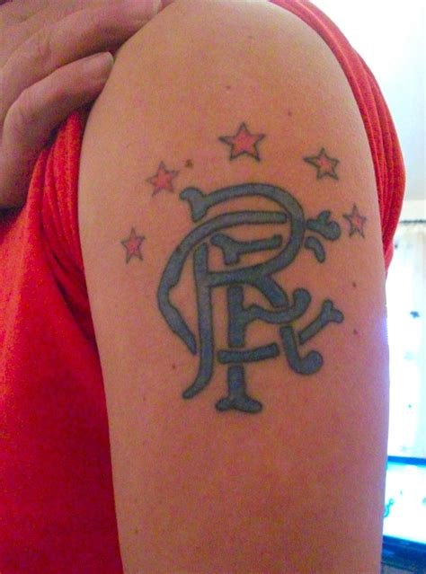 glasgow rangers tattoos designs glasgow rangers by ianhogger on deviantart