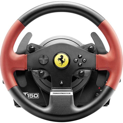 volante usb volante thrustmaster t150 wheel feedback usb