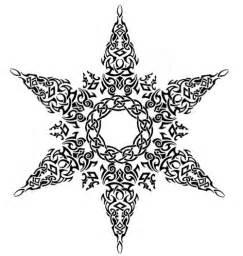 Snowflake celtic tattoo designs tattoo design and ideas