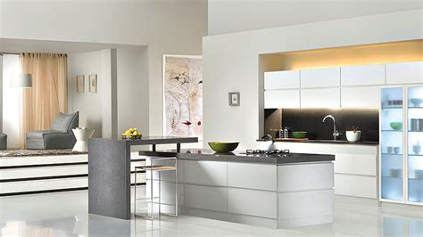 modern kitchen design prioritizes efficiency and