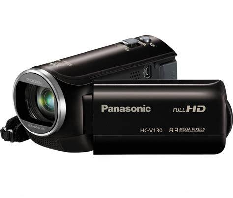 Handycam Panasonic Hc V160 Kamera Hd 1080 panasonic hc v130 38x optical flash memory hd