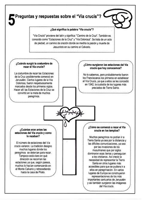preguntas sin respuestas toby letra tiempos lit 250 rgicos preguntas y respuestas sobre el v 237 a crucis