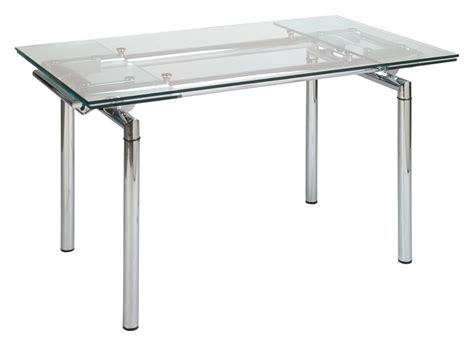 23 best extendable glass dining table images on