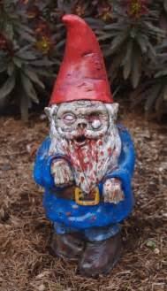 garten fick garden gnome walking dead
