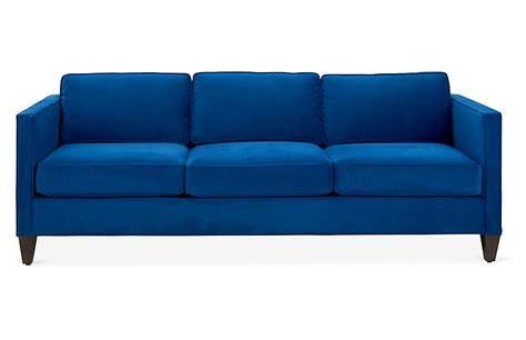 royal blue velvet sofa cecilia sleeper sofa royal blue velvet sofas settees