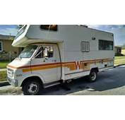 Dodge Motorhome With Pictures  Mitula Cars