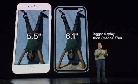 เปร ยบเท ยบสเปคจอ liquid retina hd ของ iphone xr ก บจอ retina hd ของ iphone 8 plus iphonemod