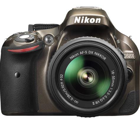 nikon d5200 dslr nikon d5200 dslr with 18 55 mm f 3 5 5 6 vr zoom lens
