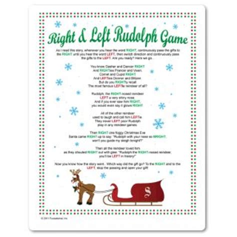 ernie the elf gift passing game best 28 gift passing printable left right poem printable 25 best