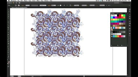pattern in illustrator cs6 create a repeating pattern for the web with adobe