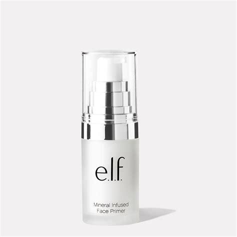mineral infused primer e l f cosmetics