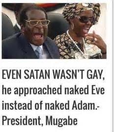 top memorable quotes of robert mugabe   politics   nigeria