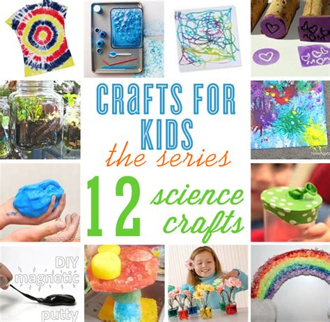 science craft projects crafts for 12 science craft ideas the celebration