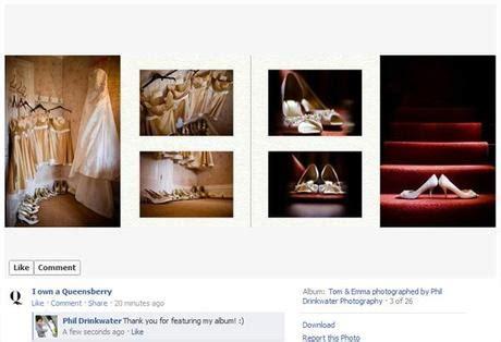 Queensberry Wedding Album Design by Queensberry Album Design Featured Paperblog