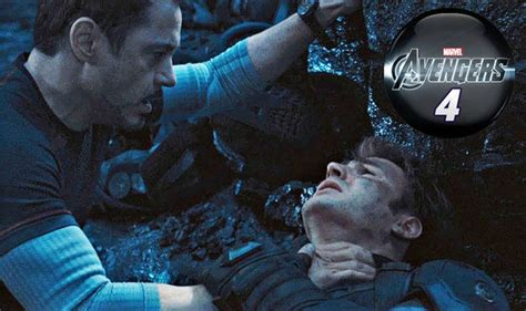 avengers iron man sacrifice captain america