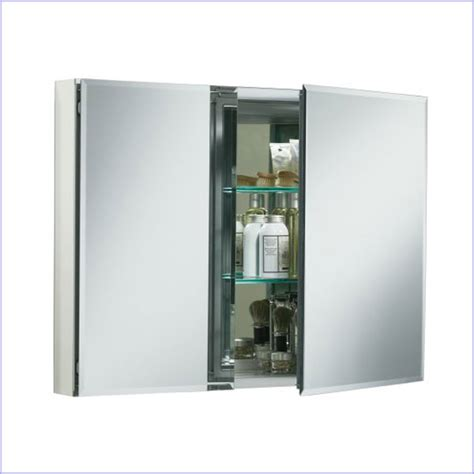 bathroom medicine cabinet with mirror kohler bath mirror medicine cabinet k cb clc3526fs