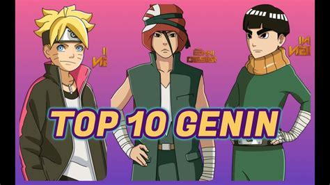 boruto genin top 10 most talented genin boruto naruto next
