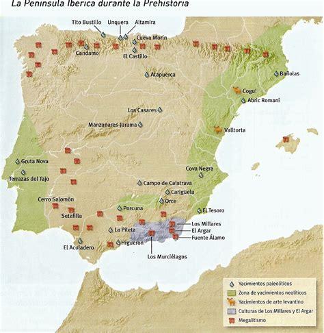 Historia De Espa 241 A Luiselli Mapas Espa 241 A En La