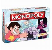 Steven Universe Monopoly  ThinkGeek