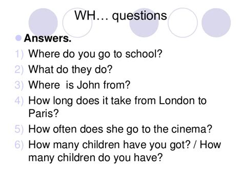 do does and did in questions youtube english class 6 a