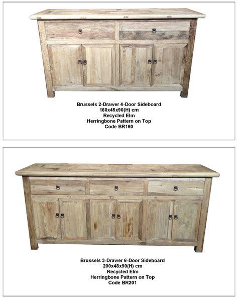 a range of recycled elm wood furniture find us on ebay