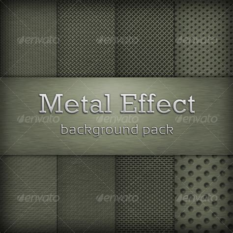 metal pattern effect background texture metal effect background pack by webdesignpot graphicriver