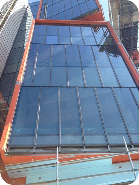curtain wall panel unitized curtain wall system