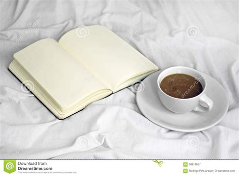 coffee in bed coffee in bed stock photo image 58811657