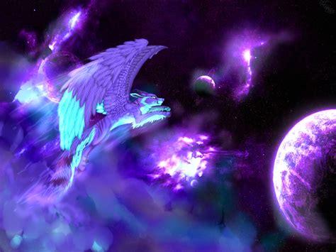 wallpaper galaxy wolf galaxy wolf by xxcutecrystalxx on deviantart