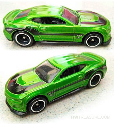 2017 camaro zl1 hot wheels 2018 super treasure hunt