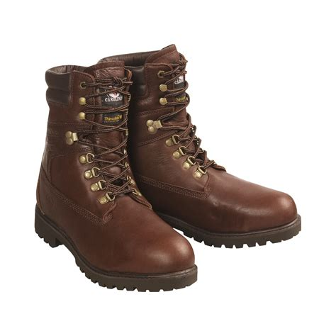 leather work boots for carolina insulated leather work boots for 83204