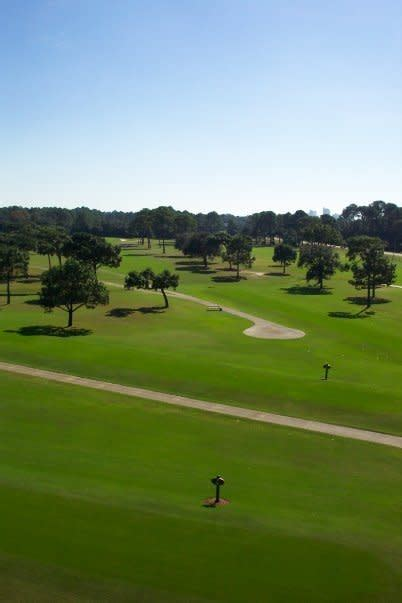 signal hill golf  panama city beach fl