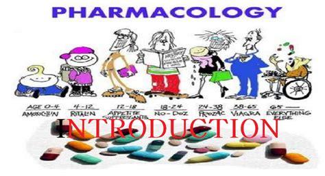 pharmacologist education introduction to pharmacology yaaka digital learning network