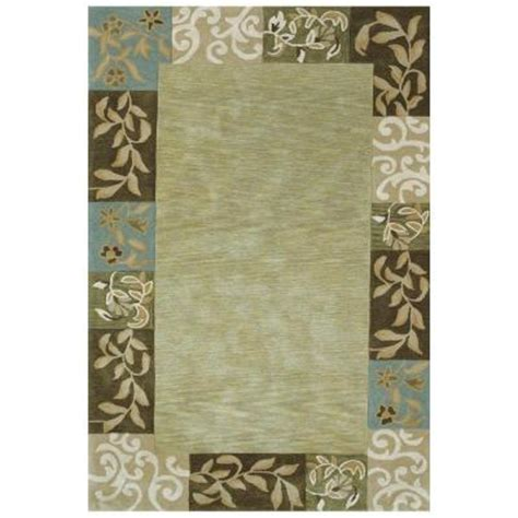 watermark border 8 ft x 10 ft area rug discontinued
