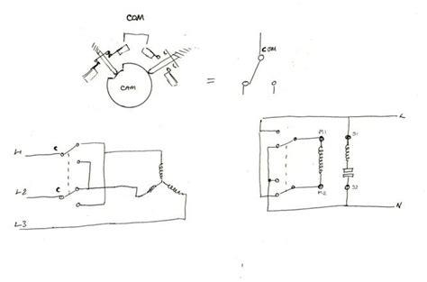 forward switch diagram model engineer