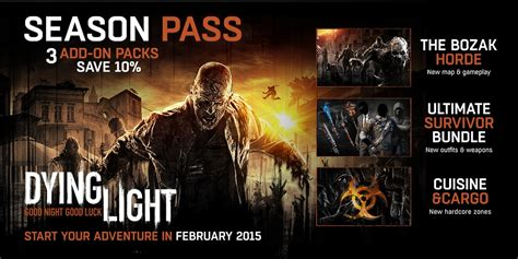 dying light dlc ps4 dying light season pass detailed xbox one xbox 360 news