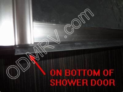 shower door sweep shower door sweep 703911 100 703911 100 7 95 out of doors mart more airstream parts on