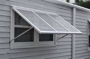 Mobile Home Window Awnings Bahama Hurricane Shutters Aluminum Clear Protexan