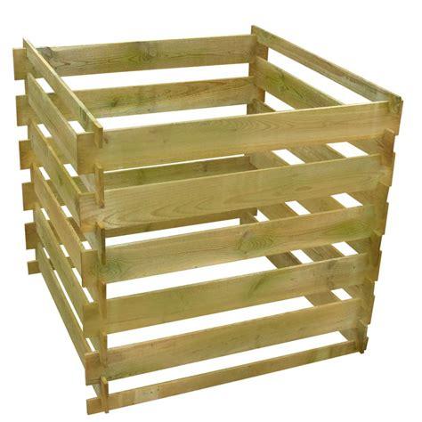 compostiera da giardino articoli per compostiera da giardino a doghe in legno