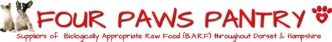 Four Paws Pantry by Delivery Schedule Four Paws Pantry