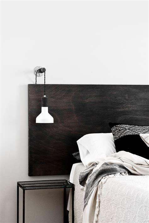 diy headboard plywood 25 best ideas about plywood headboard on pinterest