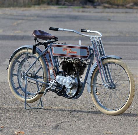 Zweizylinder Motorrad Modelle by Erste Zweizylinder Harley Versteigert Teurer Motorrad