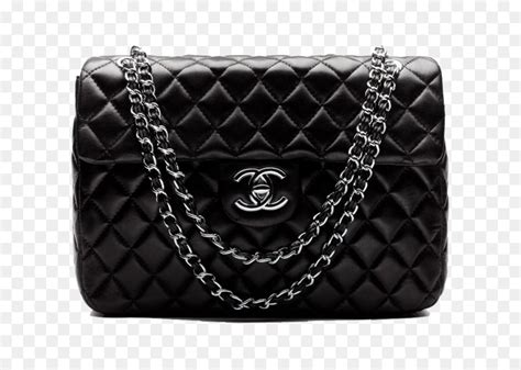 chanel handbag perfume black chanel bag png