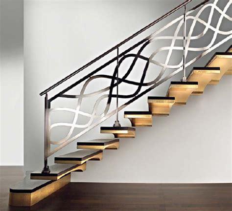 Banister Guards Modernos Dise 241 Os De Escaleras En Madera Ideas Para