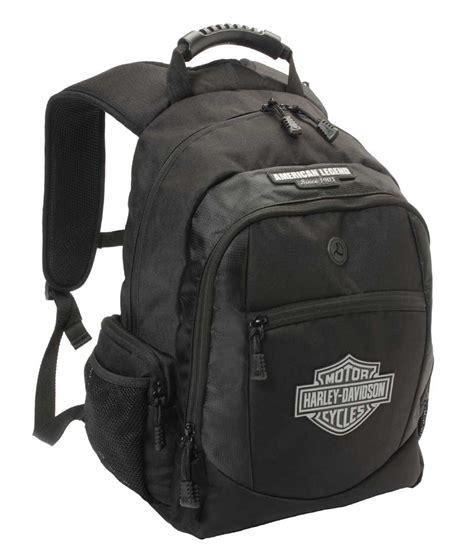 harley davidson s classic bar sheild backpack black bp1932s black ebay