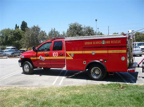 La County Search For Search And Rescue Usar Apparatus A Gallery On Flickr