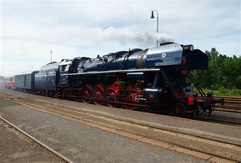 498 104 albatros special from prague to steam