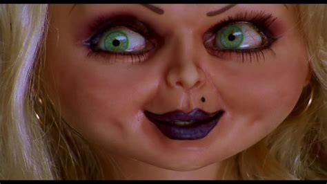 bride of chucky halloween make up ii sissi youtube