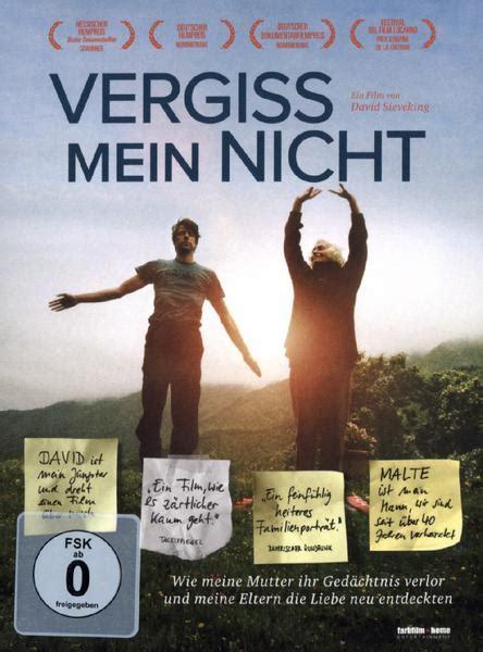 Vergiss Mein Nicht Dvd by Vergiss Mein Nicht David Sieveking Dvd Thalia
